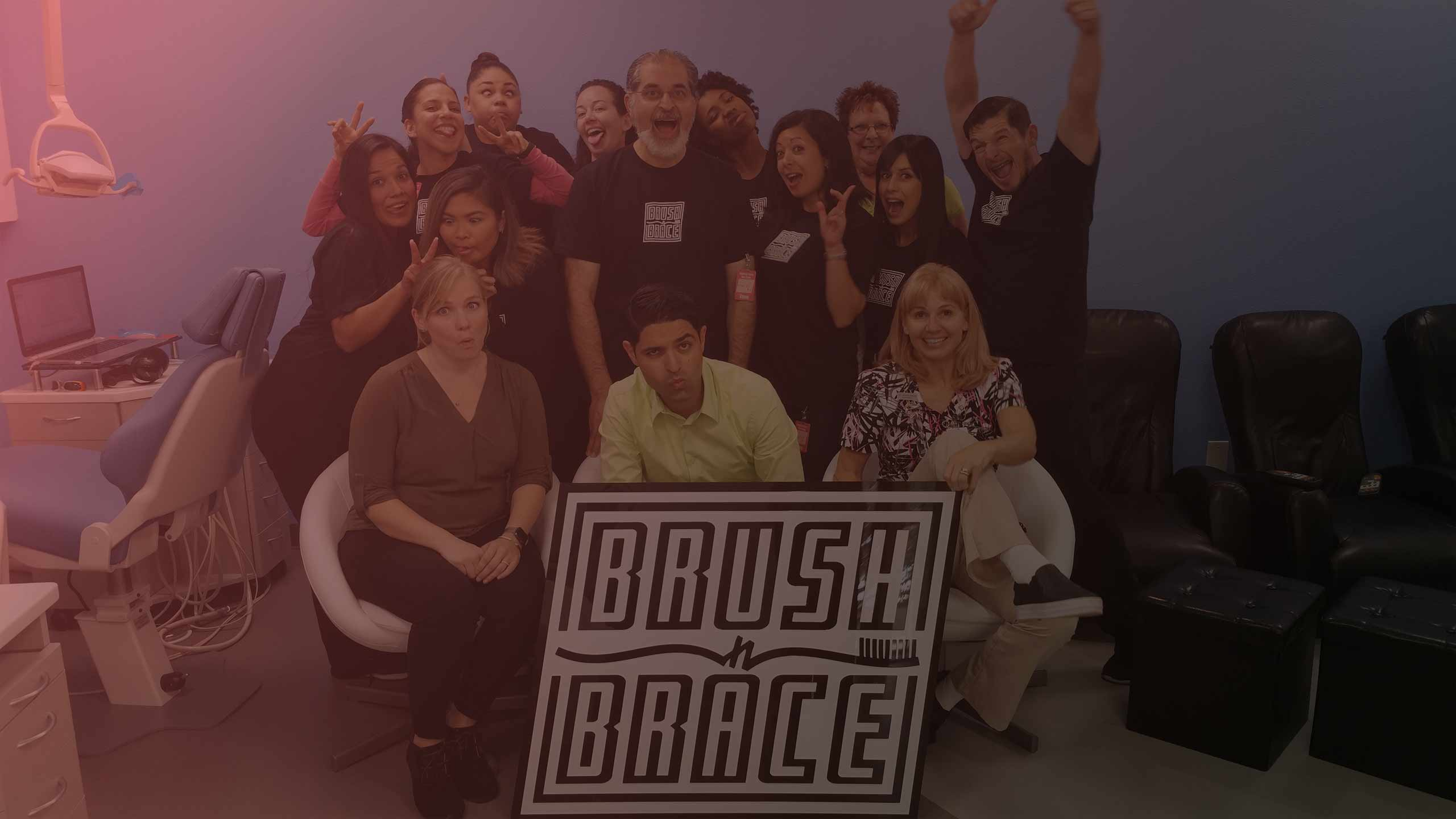 Meet our dental team at Brush n Brace